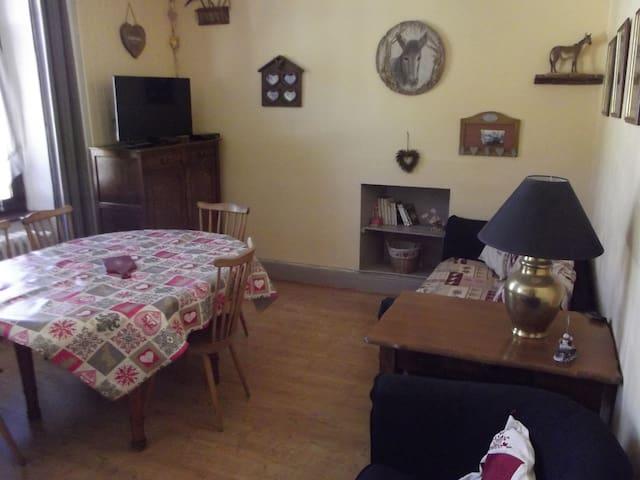 Appartement au coeur du Massif Cantalien