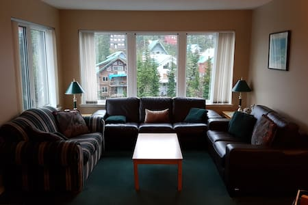 Blueberry Hill slopeside 3 bedroom condo - Comox-Strathcona C - Кондоминиум