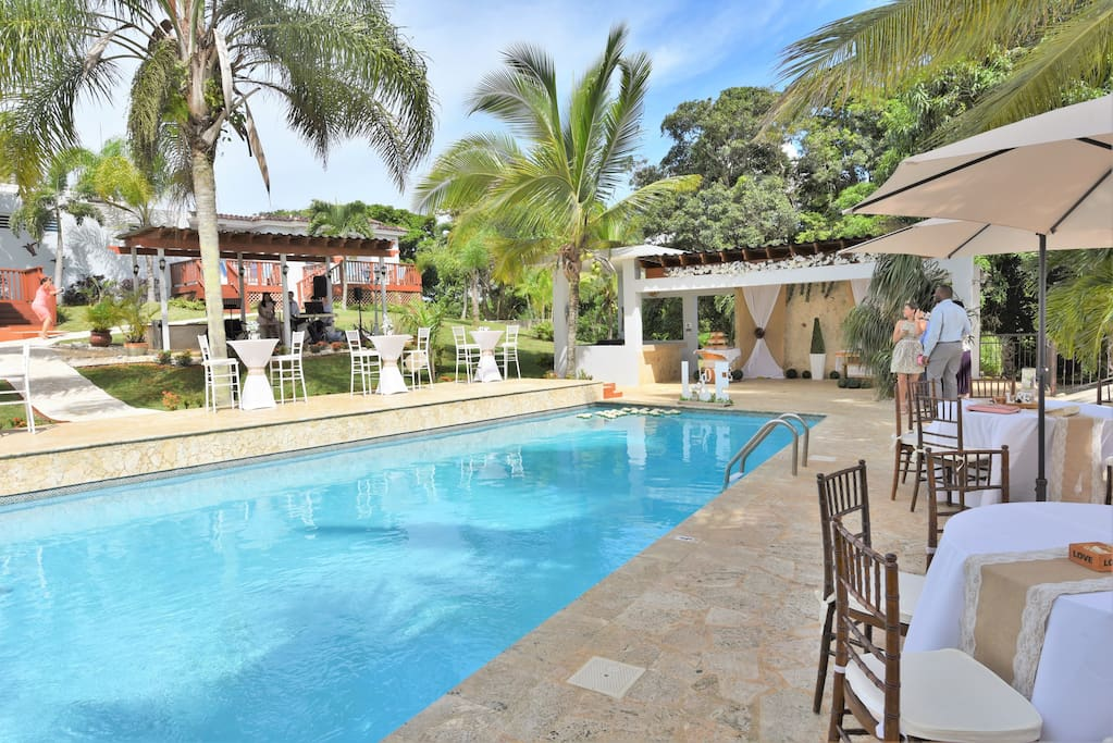 The only vacation rental in Puerto Rico to offer accommodations for almost as many guest as you may have