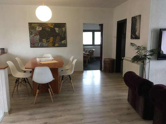 Apartment up to 7 people, 3 bedroom