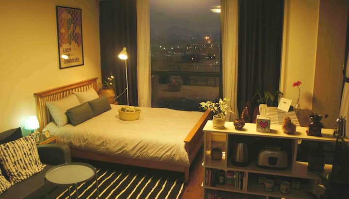 LucyHouse, 7min to GimpoAirport,20 min to hongdae