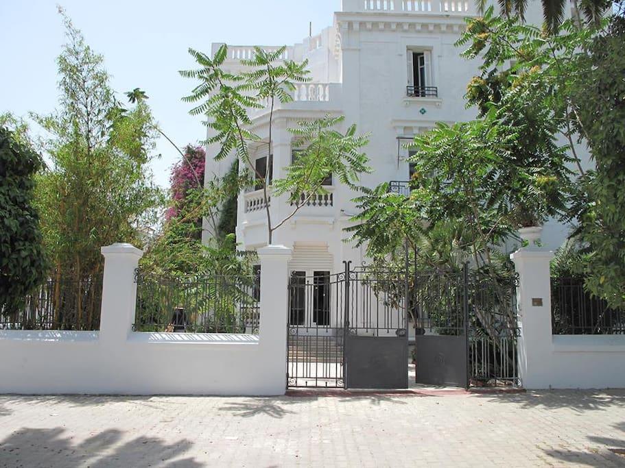Maison D Hotes Villa Colonial