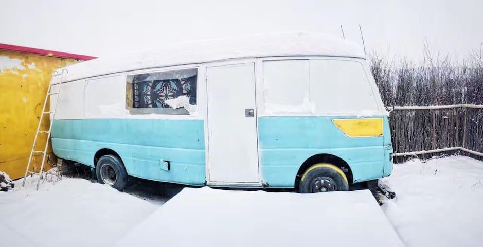 哈尔滨 一念之间 复古房车 - 哈尔滨