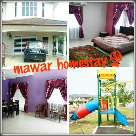 Mawar Homestay Seri Manjung