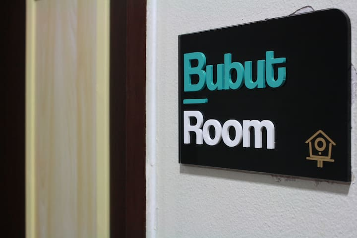 Brunei International Airport - Bubut room