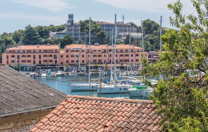 Villa Romana  / Apartment Kata Vrsar with Sea View
