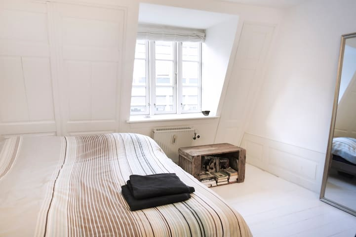 Old town house, central Copenhagen - Kopenhaga - Apartament