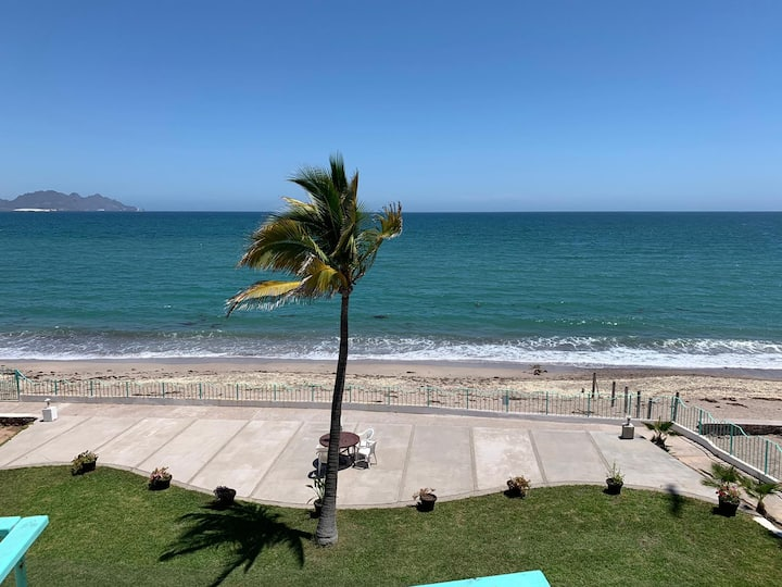 Beach Front Paradise