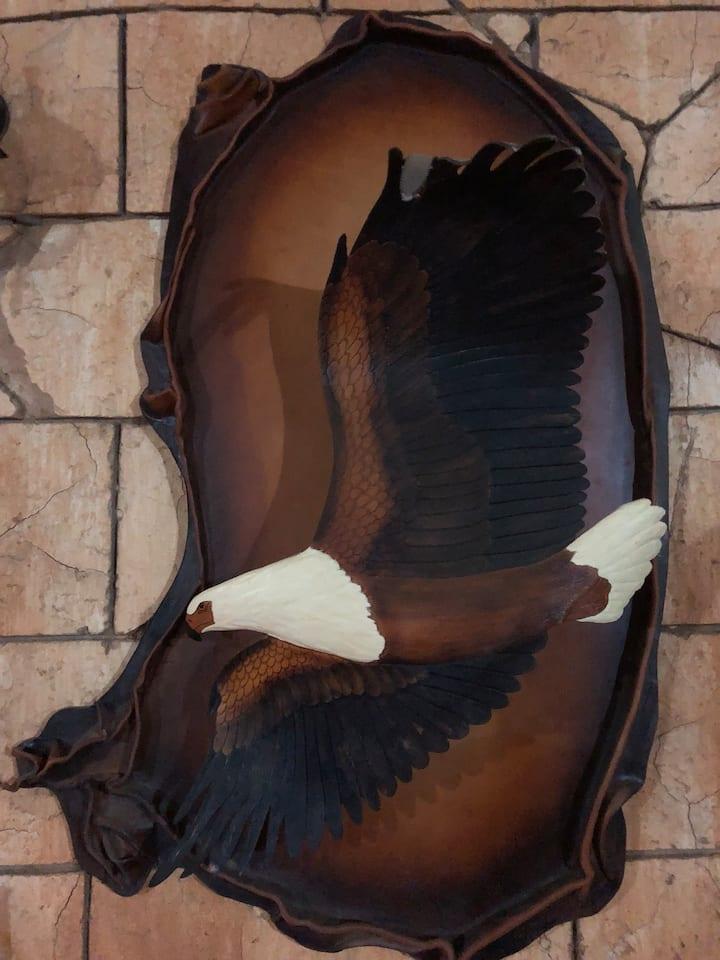 Fish Eagle Paradise