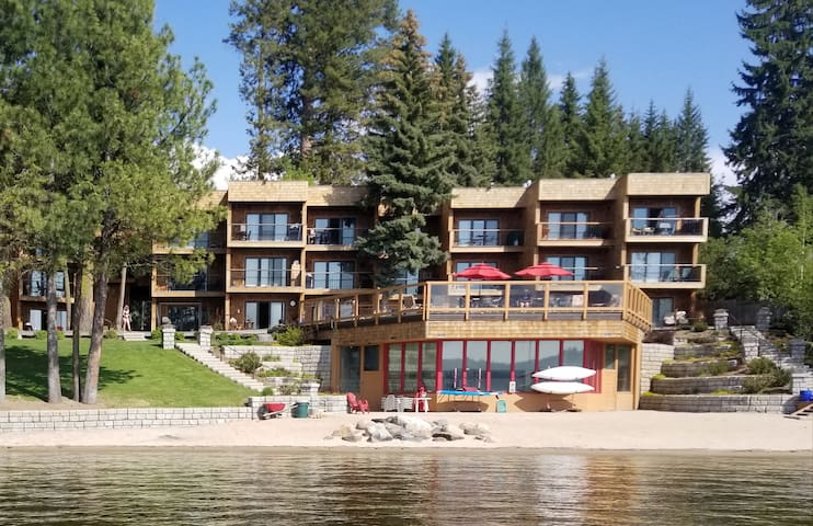 The Studio on the Lake, Timberlake Condos McCall