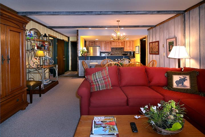 Ski In/Out 2 Bdr Crested Butte Condo-Amazing Views - Crested Butte - Wohnung