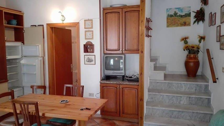 Casa nel borgo a due passi dal mare - San Pietro In Amantea - Dům
