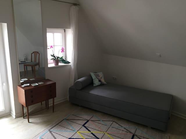 Privatzimmer in Altstadthaus - Osnabrück - Gjeste suite