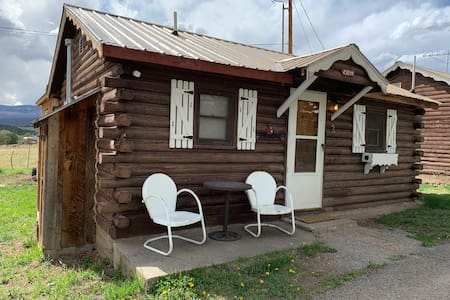 Cozy Cabin for up to 4 nestled below Grand Mesa #2