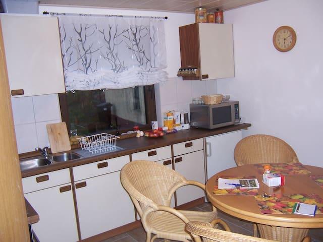 Haus Obersulm Zi.1 Einbettzimmer - Obersulm - Daire