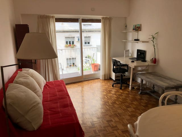 Wonderful apartament in Palermo, spacious 2 guests
