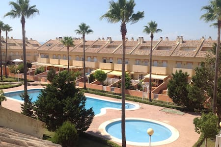 TOWNHOUSE FOR RENT IN EL PERELLONET BEACH VALENCIA - València - Townhouse