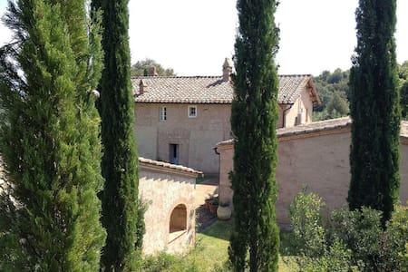 Lavacchio - Elegant and Stylish Villa - Poggio alle Mura - Hus
