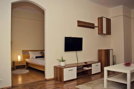 Central Apartman Makó - Makó - Wohnung