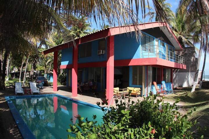 Punta San Blas Beach House