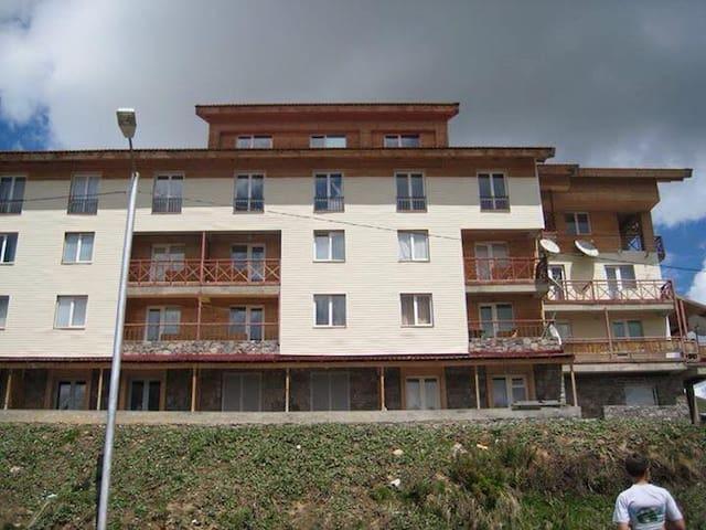 Квартира на лыжном курорте Гудаури