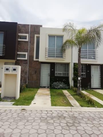 Bonita casa nueva en Puebla