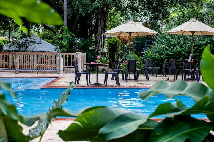 Hotel Selva Negra Un Oasis cerca a Cartagena.