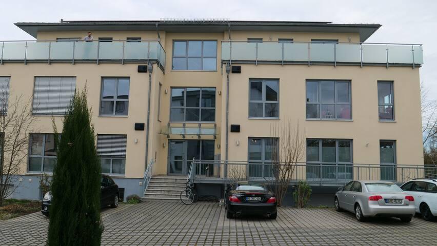 Penthaus Wohnung zwischen Mannheim und Heidelberg