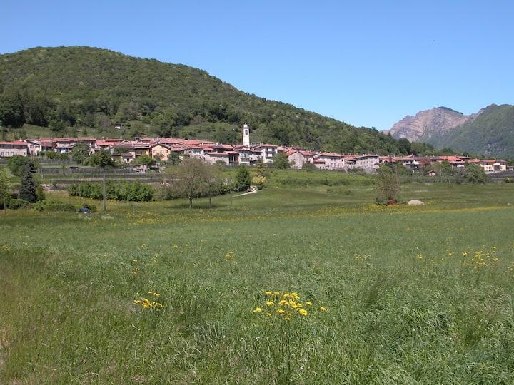 Meride, MonteS.Giorgio relax nel verde