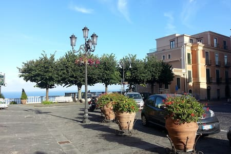 Lo charme in penisola sorrentina - Massa Lubrense - Bed & Breakfast