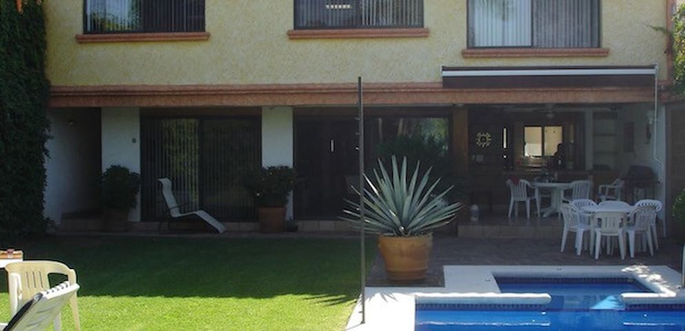 Comfortable holiday house - Cuernavaca - House