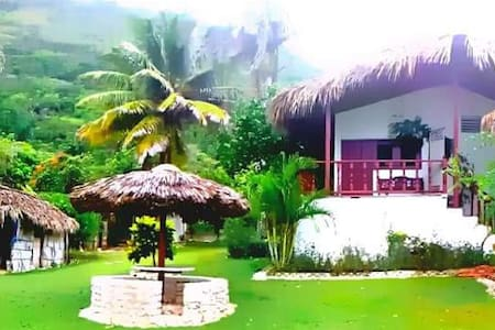 Caribbean House, Suitte exclusiva frente al Caribe - Los Patos