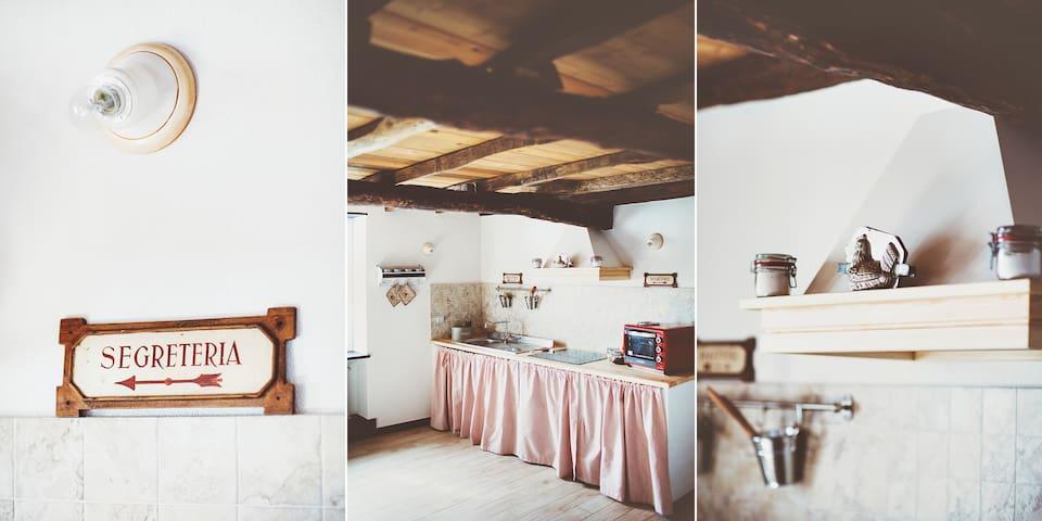 La casa di Teresa, Levà
