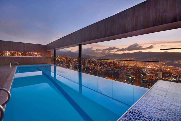 Amazing Apartment in Energy Living in El Poblado