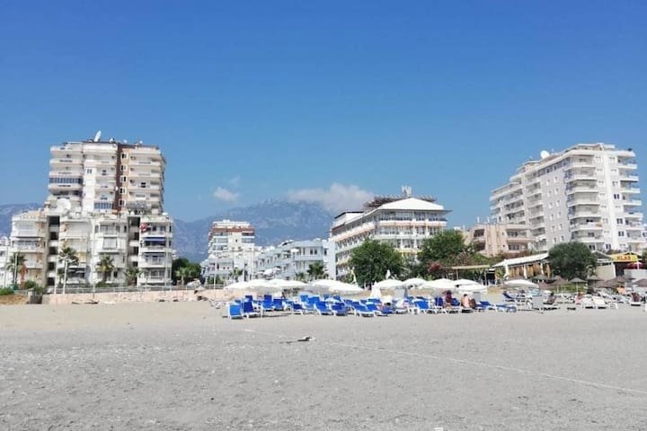 Only 100m to Beach! | 2+1 Cosy House in Alanya