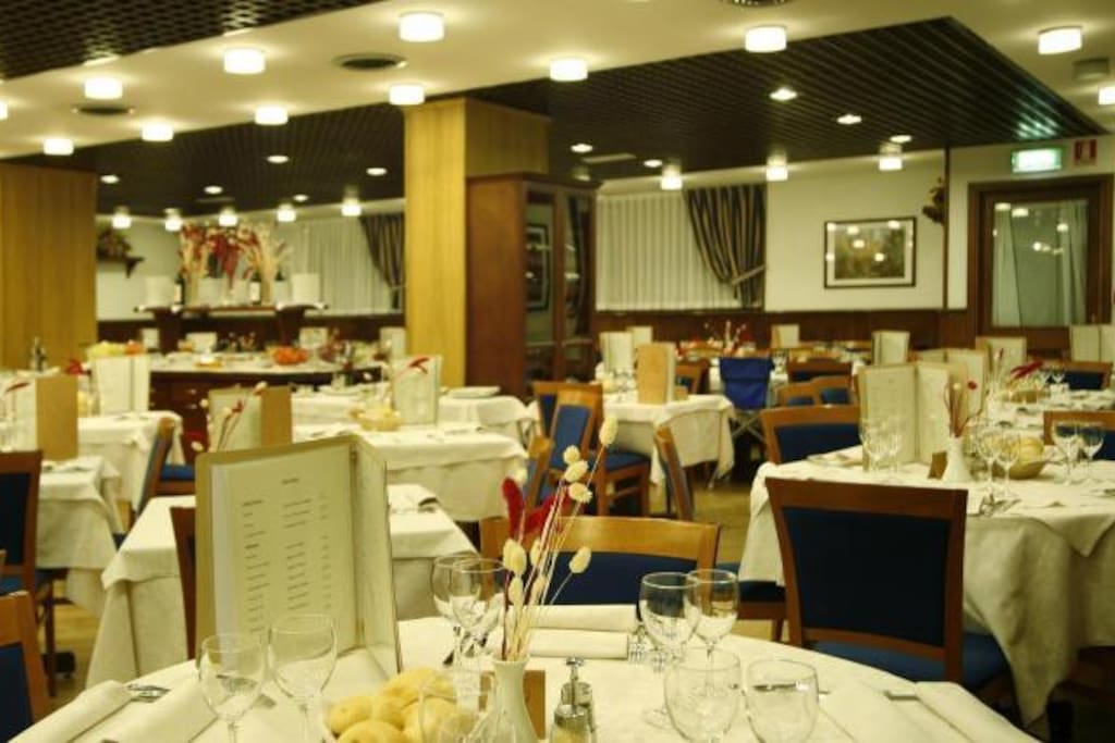 ristorante dell'hotel