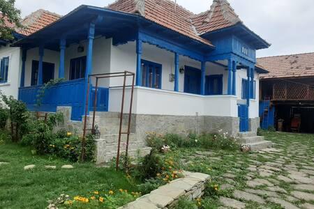 Casa de vacanta traditionala Romaneasca
