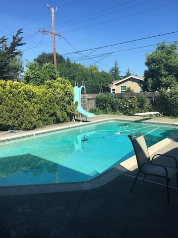 Super clean easy commute location - Vallejo - Haus