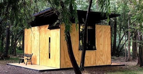 Cabin Encuentro en JANUS Granja Biodinámica
