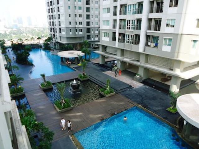 Comfy 38m2 1BR @ThamrinResidence WiFi available