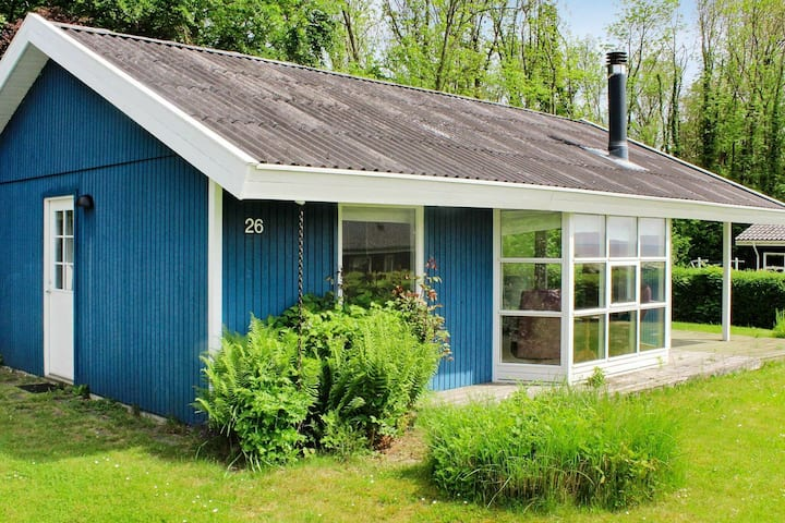 Quaint Holiday Home in Juelsminde with Terrace