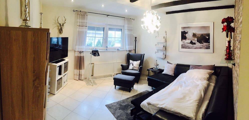 Moderne, stylische 1 Zimmer Wohnung - Isernhagen - Apartment