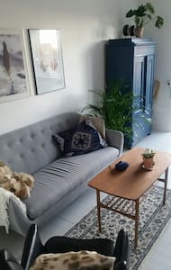 Cozy apartment with balcony near the beach - Kopenhagen