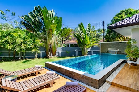 **Private Pool Villa*****NETFLIX*family/group stay