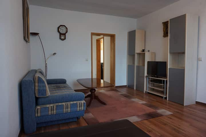 Helle gemütliche Wohnung für 2-4 Personen
