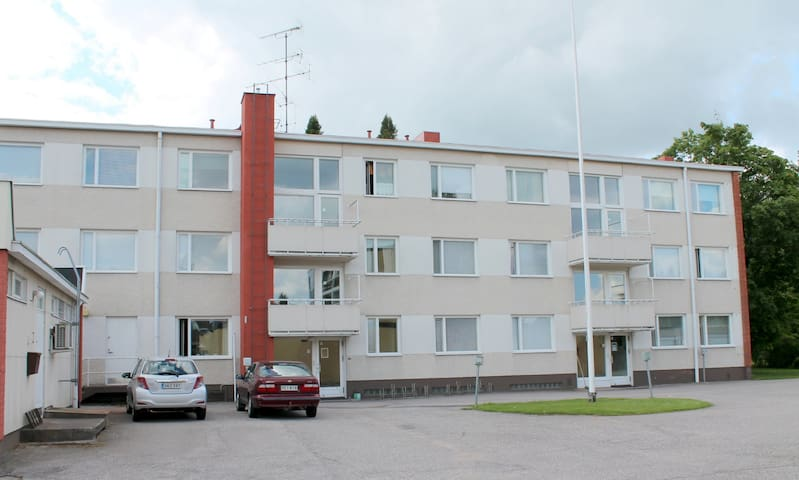 Studio apartment in Loimaa, Hirvikoskentie 221 (ID 11036)