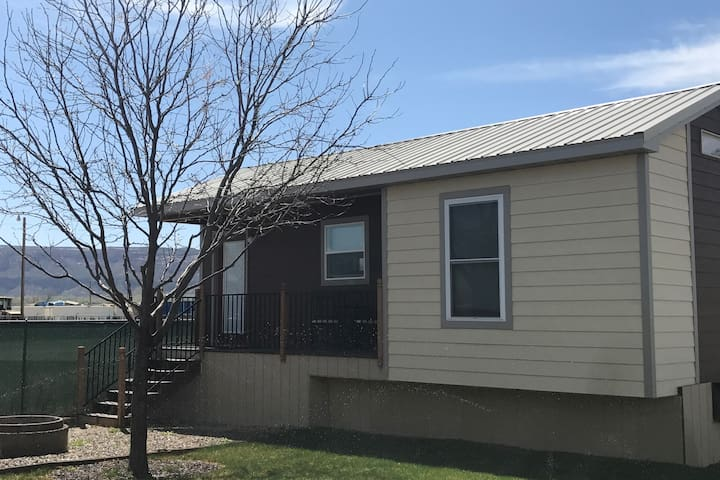 Grand Mesa Tiny House at Junction West RV Park