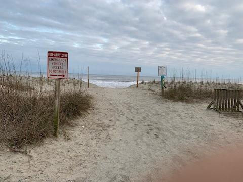 Beach Lovers and Bird Watchers Haven