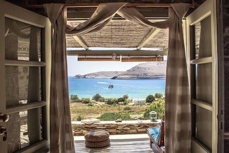 Dream house near sea 2 Serifos Gree