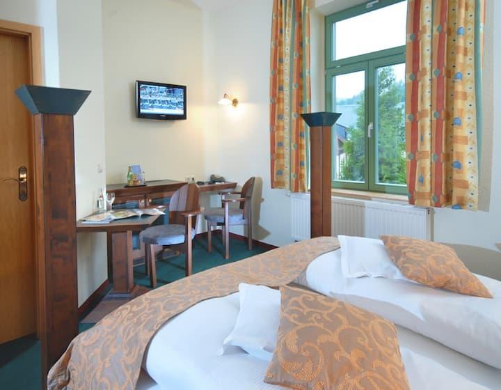 Bed & Breakfast für 2 Personen in Olbernhau